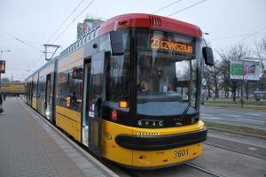 Dwa miesiące bez tramwajów na Bródnie. Remont po wakacjach
