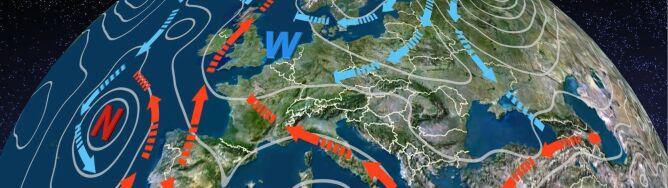 Napływa arktyczne powietrze. <br />Będzie nam zimno i nieprzyjemnie