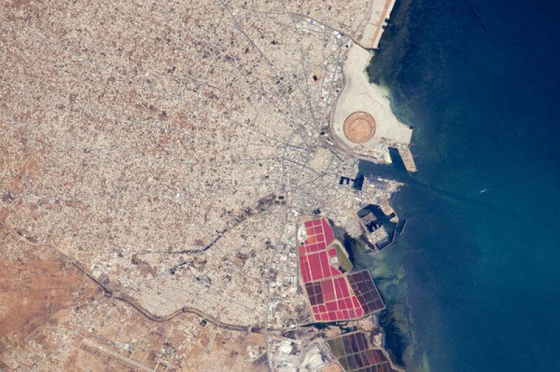 Port Sfax w Tunezji