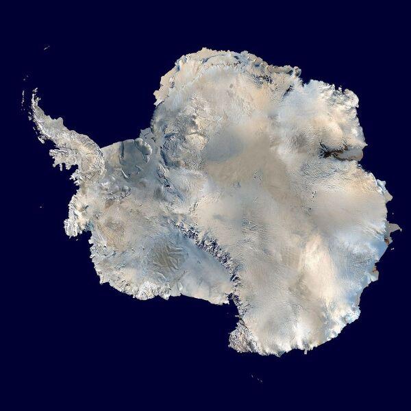 Naukowcy odkryli wulkany w Antarktyce