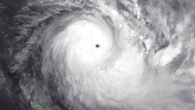 Cyklon tropikalny Harold kieruje się na Fidżi