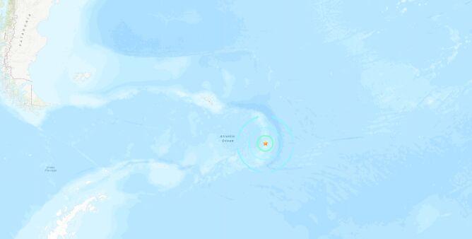 Lokalizacja trzęsienia ziemi