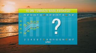 Prognoza pogody na 16 dni: widać koniec ochłodzenia